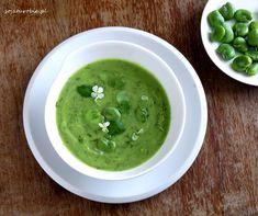 sojaturobie: Zupa krem z bobu
