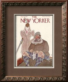 The New Yorker Cover - August 26, 1939 Poster Print by Rea Irvin at the Condé Nast Collection