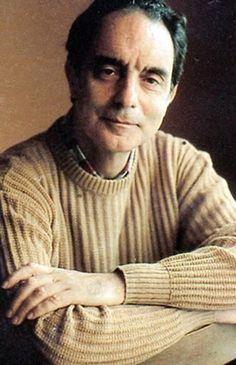 Italo Calvino - Italian novelist,  journalist & short story writer.