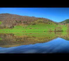 Nature's mirror | Entraygues-sur-Truyère, Midi-Pyrenees, France