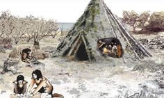 Archaeologists unearth 10,000 year-old home - and reveal residents were partial to hazelnuts