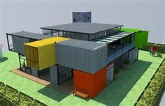 Image result for container hotel