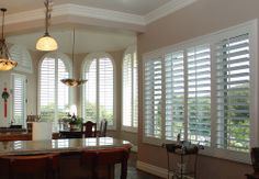 We are installing interior shutters for windows treatments by kirsch, norman. Cellular shades by Sonoran, free consulting for home decoration,install interior shutters Interior Wood Shutters, Custom Shutters, Custom Blinds, Indoor Shutters, House Shutters, Kitchen Shutters, Diy Design, Design Case, Design Ideas