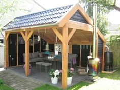 Nice outdoor shed