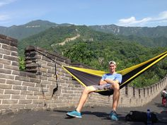 Mitchell Rodgers-Great Wall of China