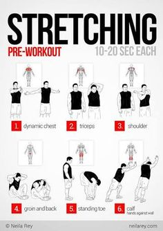 how to warm up before a work out. - Google Search