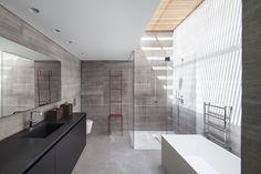 Wohnhaus bei Tel Aviv von Pitsou Kedem Architects / Lob der Schatten - Architektur und Architekten - News / Meldungen / Nachrichten - BauNetz.de