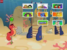 Parque tic para niños de 5 años - Material de Aprendizaje Dual Language, Games For Kids, Preschool, Family Guy, Activities, Education, Digital, Fictional Characters, Software