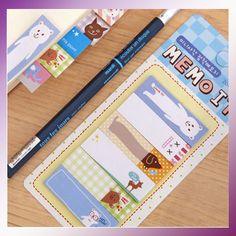 Cute Korean Sticker Post It Bookmark Point It Marker Memo Flags Sticky Notes | eBay