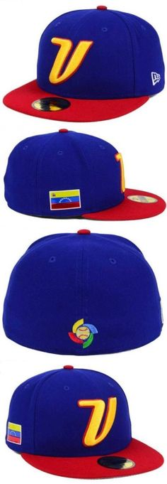 huge discount c12fa 8e6b8 ... cheapest baseball other 204 official 2017 wbc venezuela world baseball  classic new era 59fifty fitted b8d51