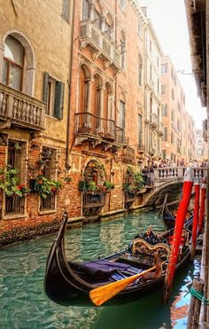 Venice - One of the most beautiful and most romantic places!