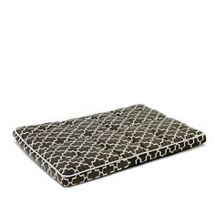 Royal Treatment Bowsers Luxury Pillow Top Crate Pet Mat - Extra Large - Graphite Lattice