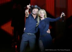 Tim McGraw, Faith Hill make powerful tour launch in New Orleans | NOLA.com