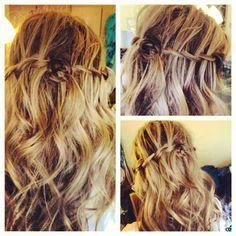 Boho hair - Braid