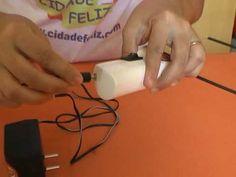 Cortador de espuma modelo 2010 / Hot-wire foam cutter model 2010                                                                                                                                                                                 Mais