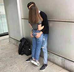 grafika love, couple, and kiss Couple Relationship, Cute Relationships, Tumblr Couples, Fotos Goals, Bae Goals, Boyfriend Goals, Boyfriend Pictures, Young Love, Cute Couples Goals