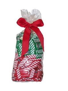 Ghirardelli Minis Holiday Assortment Peppermint Bark & Dark Chocolate Mint 100 Ct