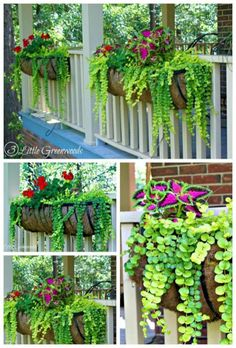 Impressive Front Porch Landscaping Ideas to Increase Your Home Beautiful 042