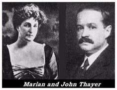 Mrs. John B. Thayer, widow of John B. Thayer, prominent Philadelphian and Pennsylvania Railroad official, died yesterday on the 32nd anniversary of her husband's death in the Titanic disaster. She was 72.