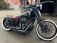 great softail bobber
