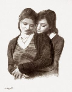 Last Fangirl on the Right: Top Ten: Tara And Willow Fan-Art