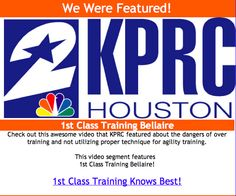1st Class Training - Youth Sports, Kid Fitness Training, Sports Performance, Speed and Agility