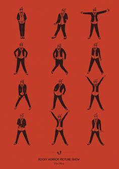Rocky Horror Picture Show – Time Warp Dansı