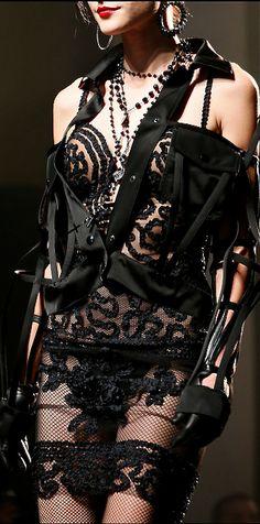 Jean Paul Gaultier..♥✤ | Keep the Glamour | BeStayBeautiful