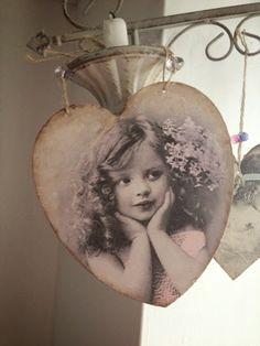 Demoiselle Vintage : Decoupage