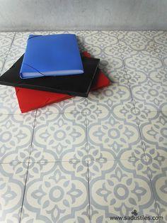 Sadus Tiles handmade cement tiles from Bali-Sidemen-Indonesia