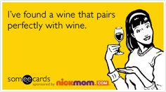 The best Wine Memes and Ecards. See our huge collection of Wine Memes and Quotes, and share them with your friends and family. I Love To Laugh, Make Me Smile, Haha Funny, Hilarious, Funny Stuff, She Wolf, Wine Quotes, E Cards, Frases