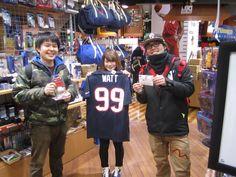 【大阪店】2015.01.02 なんと、、、新宿店スタッフの佐々木君が大阪店に遊びにきてくれました!!大阪楽しんでってくださいね~