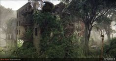 crysis 2 city fbx - Google 검색