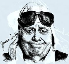 Jonathan Harshman Winters III was an American stand-up comedian, actor, author, and artist. Beginning in 1960, Winters recorded many classic comedy albums for the Verve Records label.
