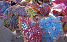 ombrelles pour mariage indien