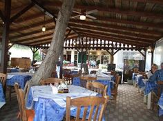Fantastic restaurant in the village of Katelios in Kefalonia. The lamb Kleftiko was to die for! My Favorite Part, Greek Islands, Trip Advisor, Lamb, Vacations, Greece, Pergola, Juice, Outdoor Structures