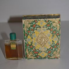 Coty Emeraude perfume contains ambergris.  Click to see notes