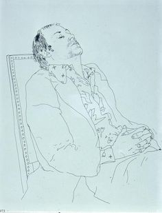 "urgetocreate: "" David Hockney """