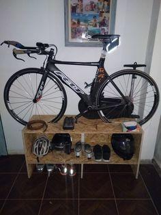 Bike Storage Small Space, Indoor Bike Storage, Bicycle Storage, Bicycle Rack, Small Storage, Bike Storage Furniture, Bike Storage Cabinet, Bike Storage Apartment, Bike Craft