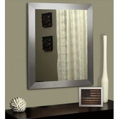 hall bath mirror