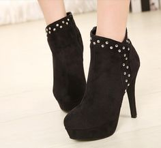 ankle high boots photo gallery - Google Search