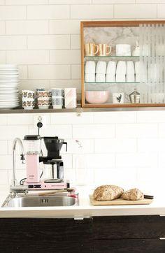 koffiehoekje keuken