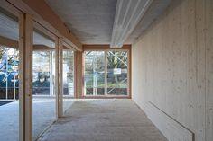 Europäische Schule in Frankfurt am Main / Metall und Modul - Architektur und Architekten - News / Meldungen / Nachrichten - BauNetz.de