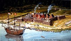 Long ago and far away, in an alternate universe, there were nascent Dutch Communities in what is today's upstate New York. These were the communities ofBeverwyck, Fort Orange, and Rensselaer…