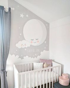 Baby Nursery: Easy and Cozy Baby Room Ideas for Girl and Boys kinderzimmer √ 27 Cute Baby Room Ideas: Nursery Decor for Boy, Girl and Unisex