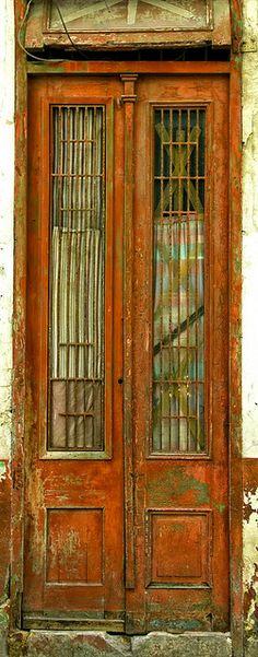 Door, Havana, Cuba