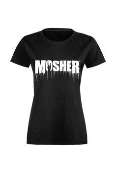 Women's Dripping Mosher™ Logo - Mosher Clothing