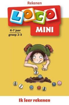 Spelend leren, daar draait het om! Loco Mini al ruim 35 jaar een groot succes: thuis en op school. Het spel bestaat uit een basisdoos met blokjes en boekjes met opdrachten over rekenen, taal,...
