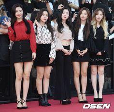 Red Velvet at 1st Soribada Music Awards