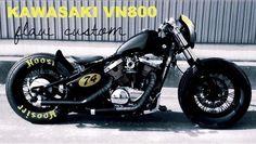 Kawasaki VN800, Kawasaki Bobber